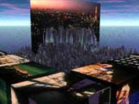 2050年TOKYO夜景展