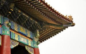 紫禁城-色彩を愛する中国文化