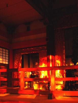 Dusk-at-Kiyomizu-Temple,-Kyoto3