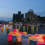 Floating-of-Paper-Lanterns-on-the-Motoyasu-River-in-Hiroshima