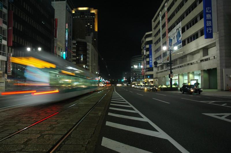 Kamiyacyo District in Hiroshima