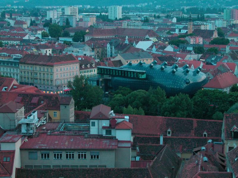 Kunst Haus Graz