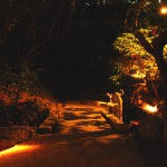 Lighting-installations-at-Shorenin-Temple-Kyoto