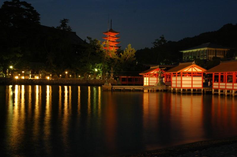 Miyajima Five-Story Pagoda