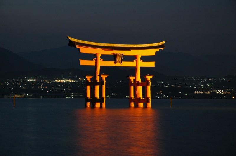 Miyajima Main Gate