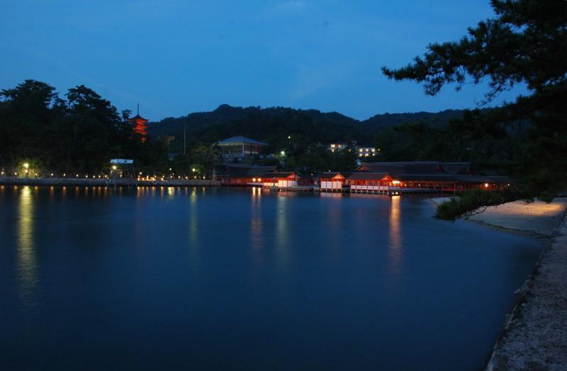 Miyajima Main Shrine Building
