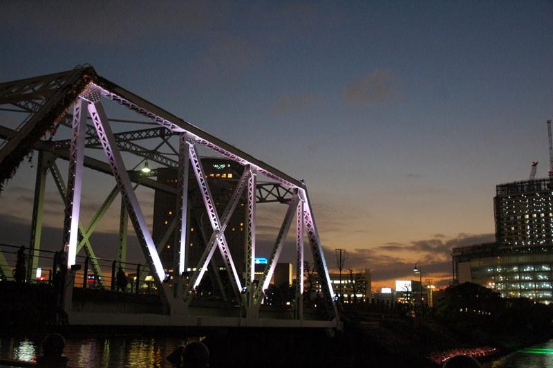 ライトアップニンジャ@横浜