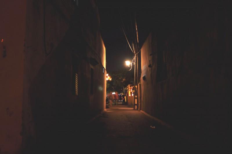Alleyway in Hoi An