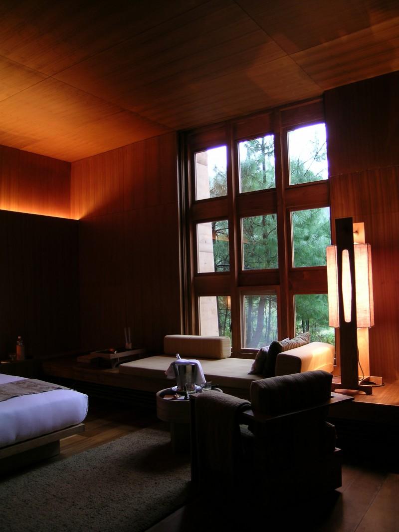 Amankora Hotel in the Paro Valley