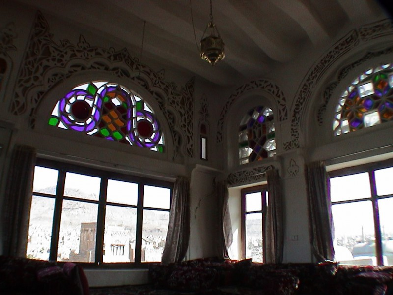 Archicture of Sanaa