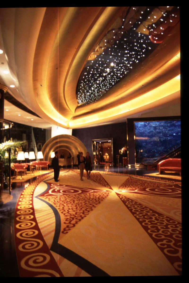 Burj al Alab Lobby