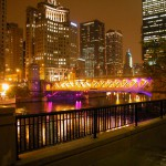 Chicago-River-Bridge