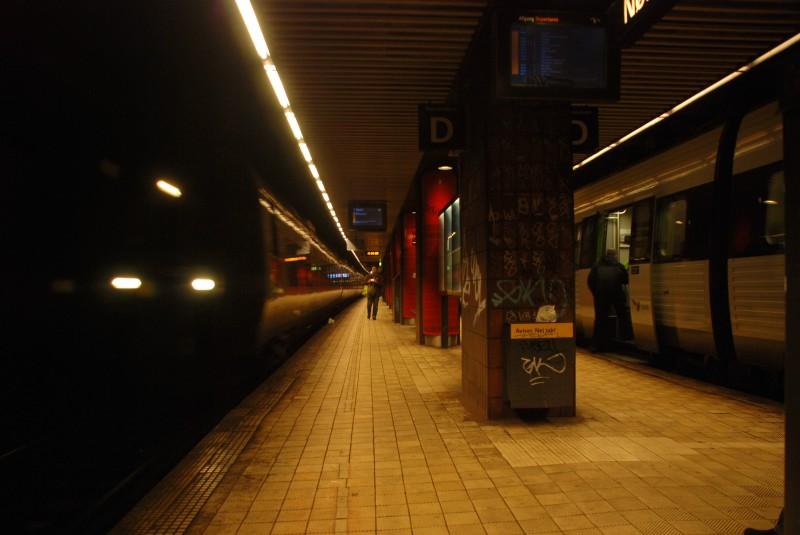 Copenhaen Subway