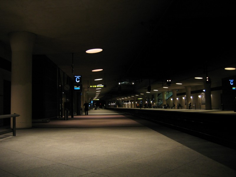 Copenhagen Airport Station