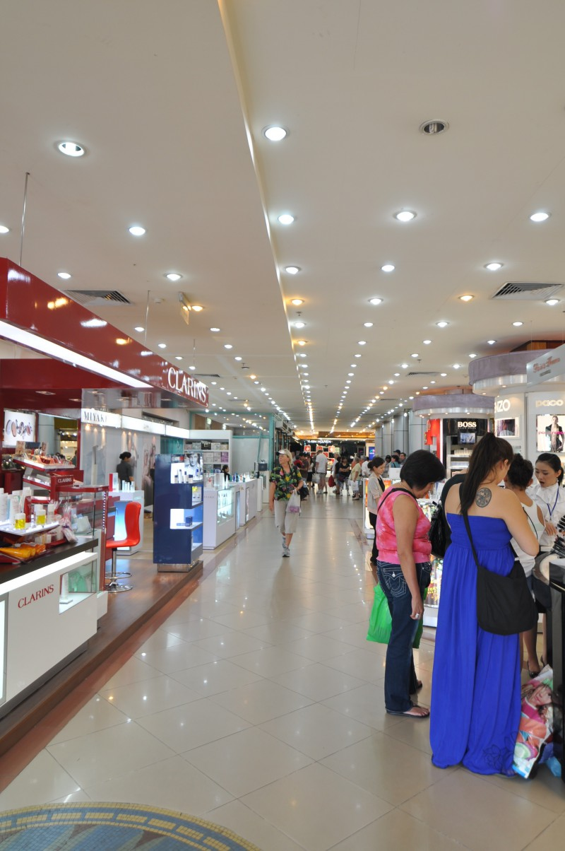 Department Store in Ho Chi Minh