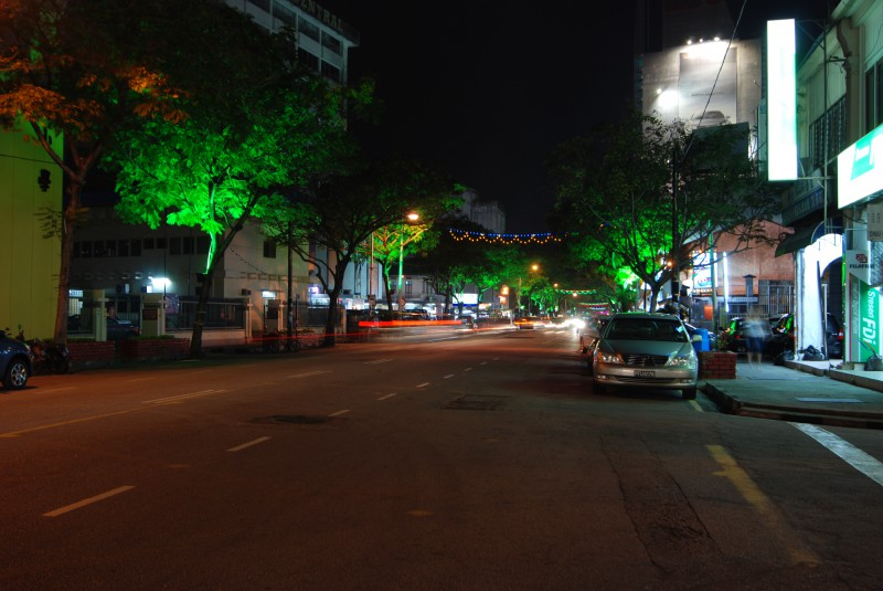 Downtown Penang (George Town)