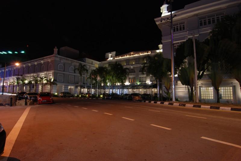 Eastern & Oriental Hotel of Penang