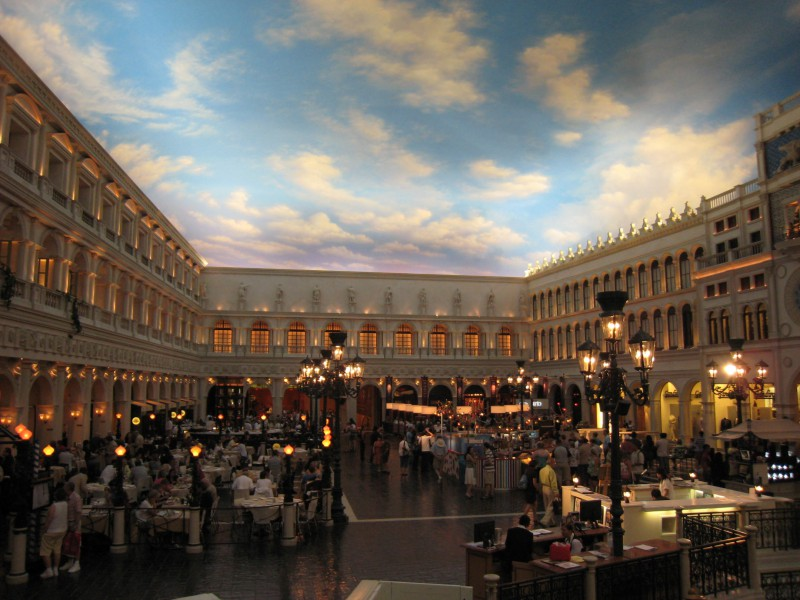 Forum Shop, Las Vegas