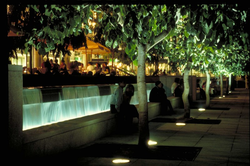 Fountains and Light in KL