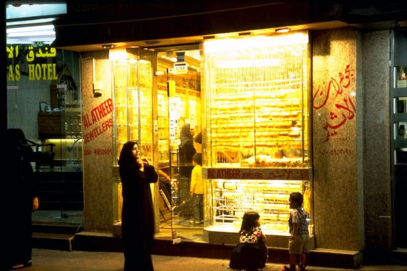 Gold Markets in Dubai