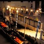 Gondola-Dock