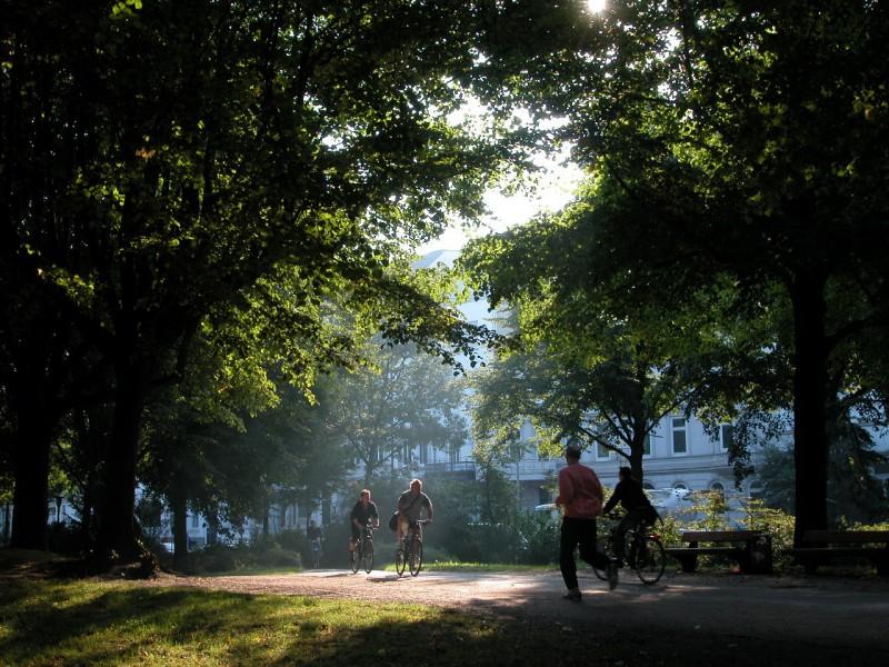 Hamburg City Park