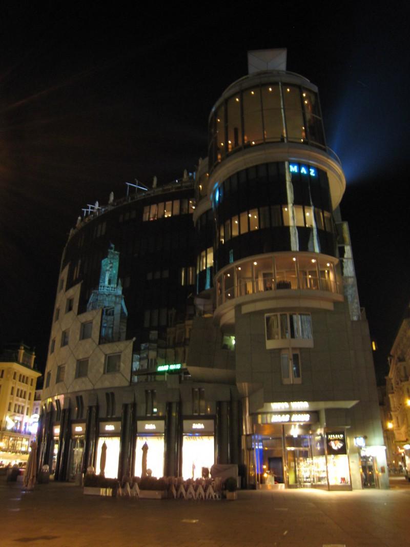 Hans Hollein Architecture