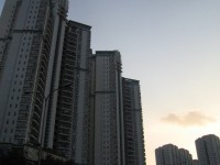 High-rise-apartment-buildings-in-Shenzhen