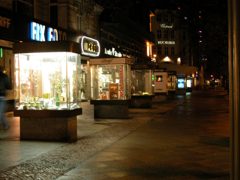 Ku-Damm Street