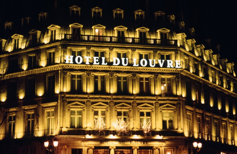 Louvre Hotel