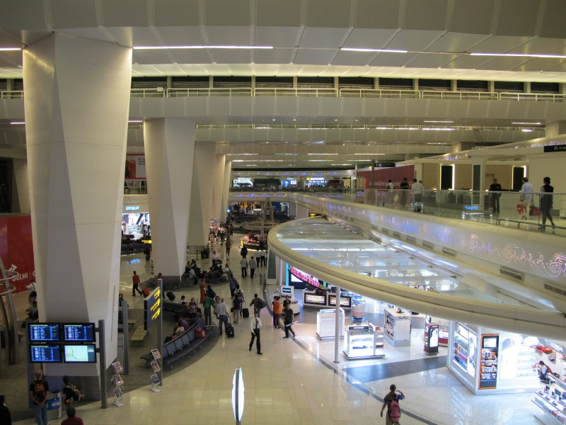 New Indira Gangy Airport