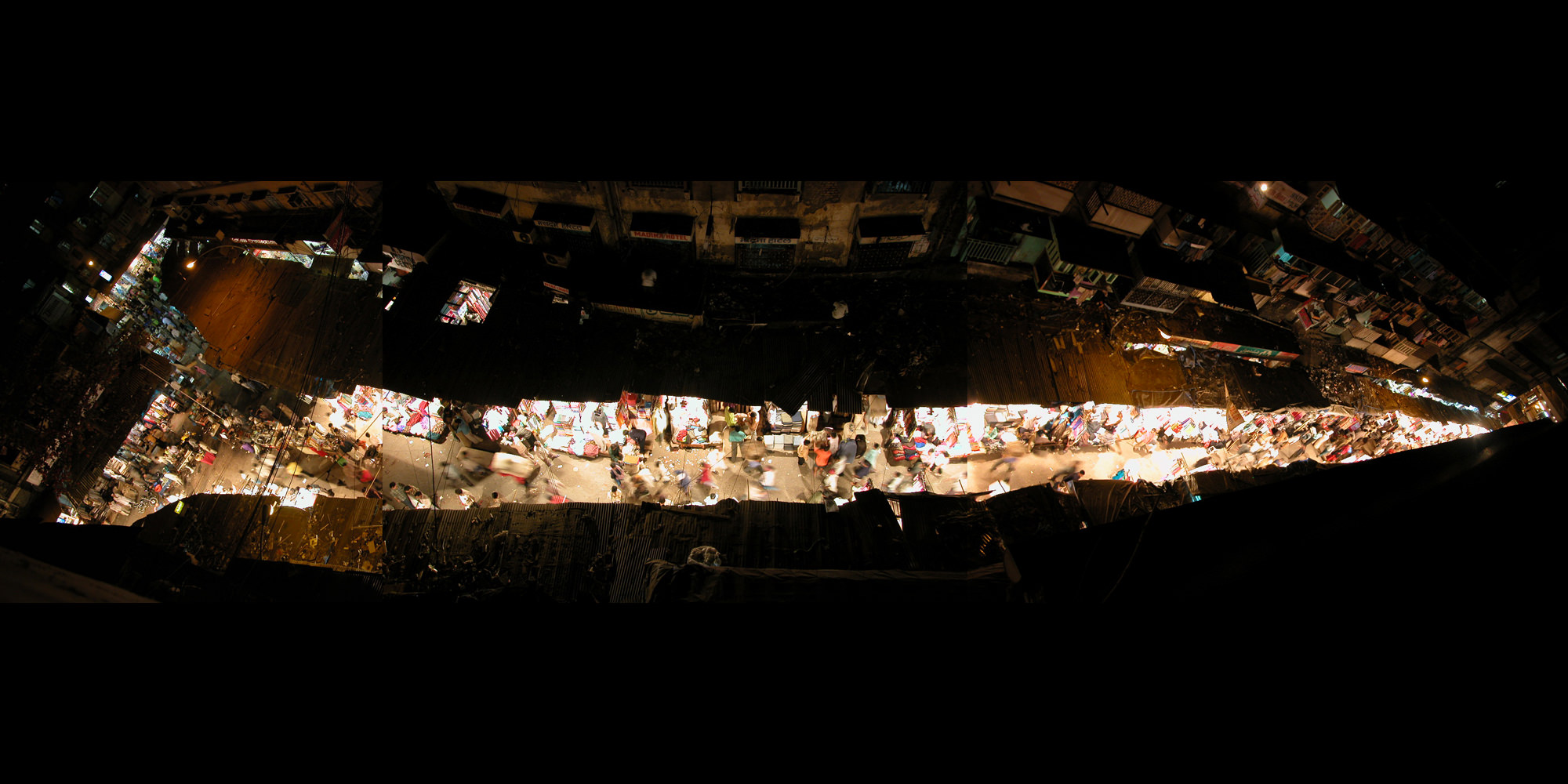 Night Market in Mumbai : lighting mumbai - www.canuckmediamonitor.org