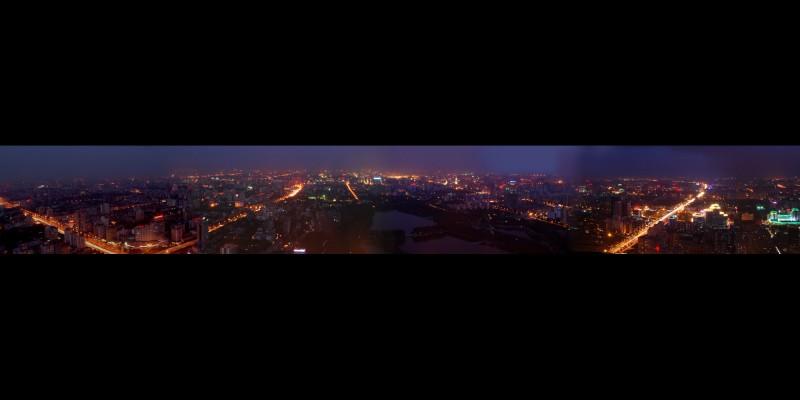 Panarama of Beijing