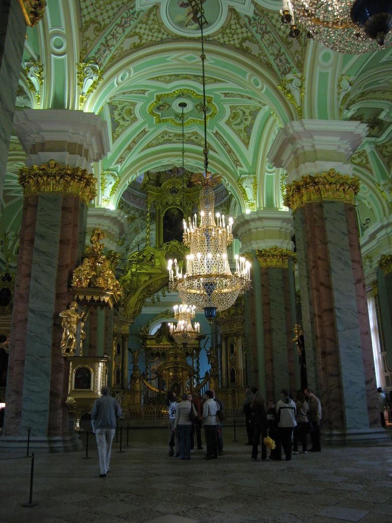 Pavlovskiy Palace