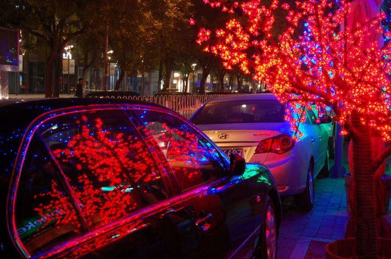 Sanlitun in Beijing