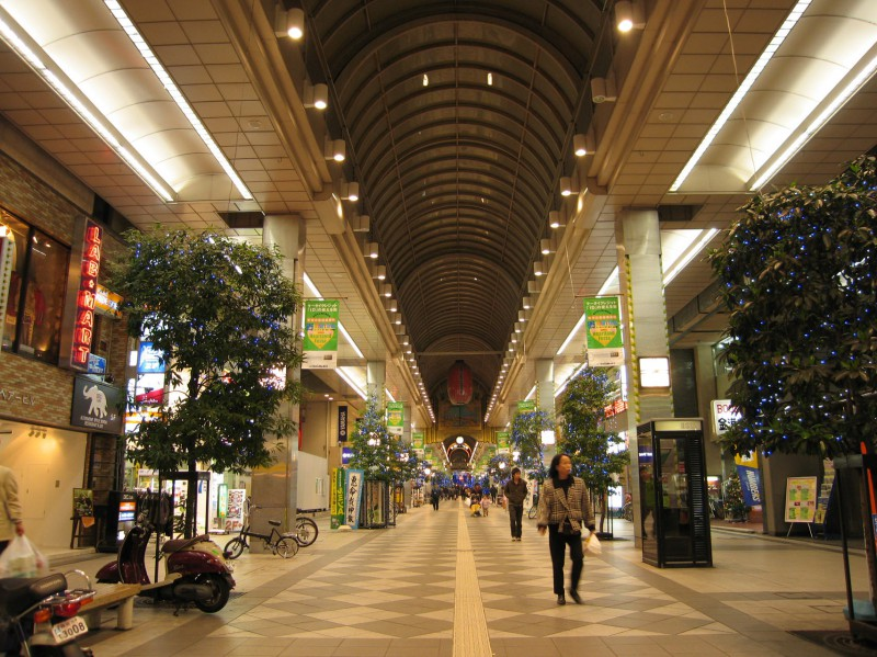 Sendai Shopping Arcade, Sun Mall