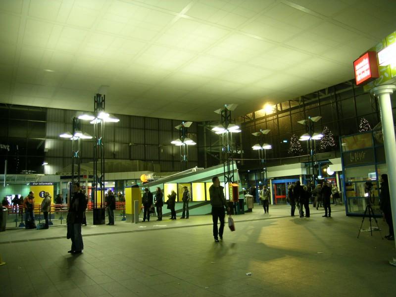 Sloterdijk Station