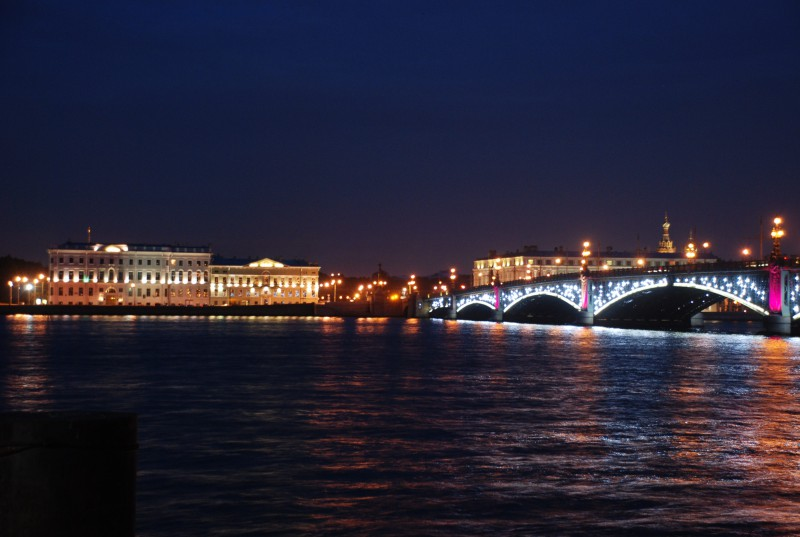 St. Petersburg Bridge