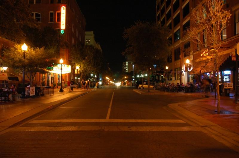 Streets of Dallas