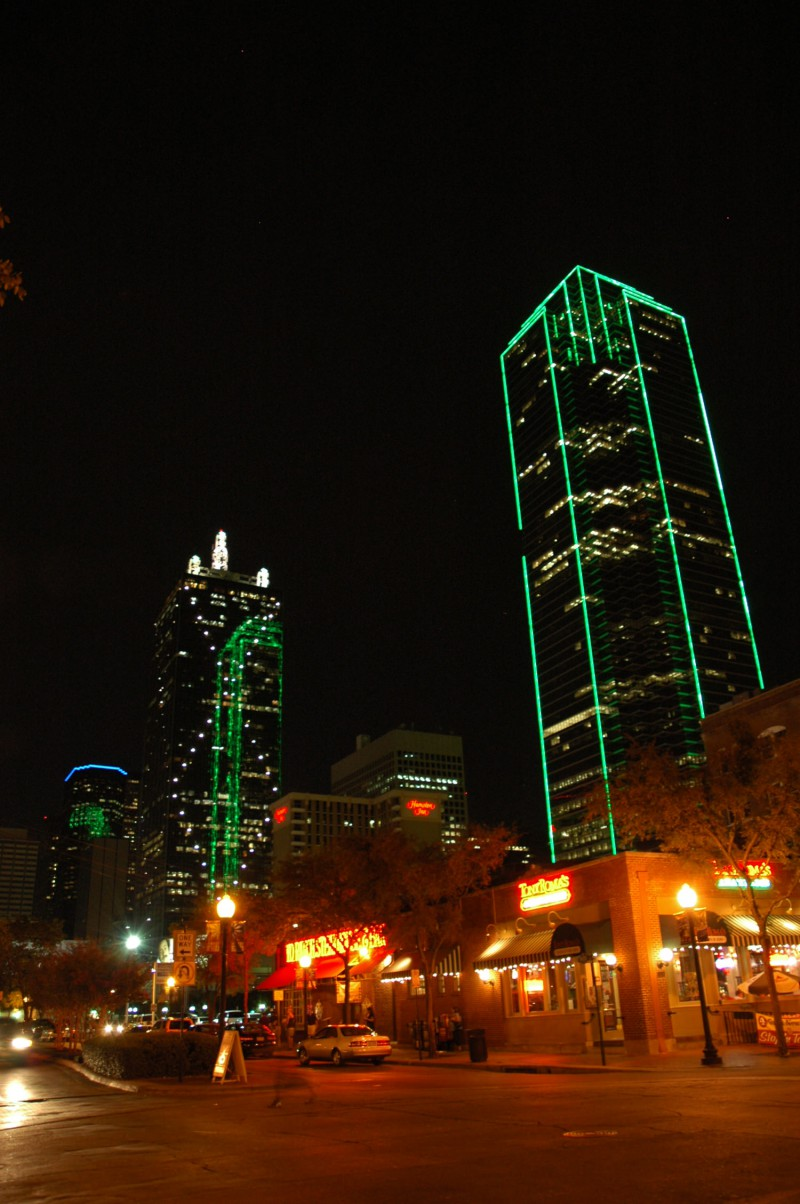 Streets of Dallas