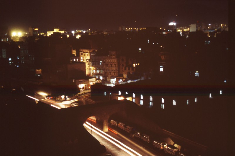 Streets of Sanaa