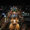 View-of-Sapporo-from-the-TV-Tower