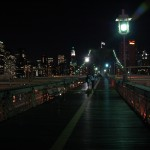 Walking-on-the-Brooklyn-Bridge