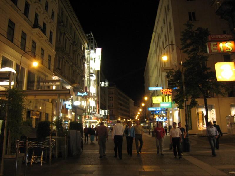 Wien downtown