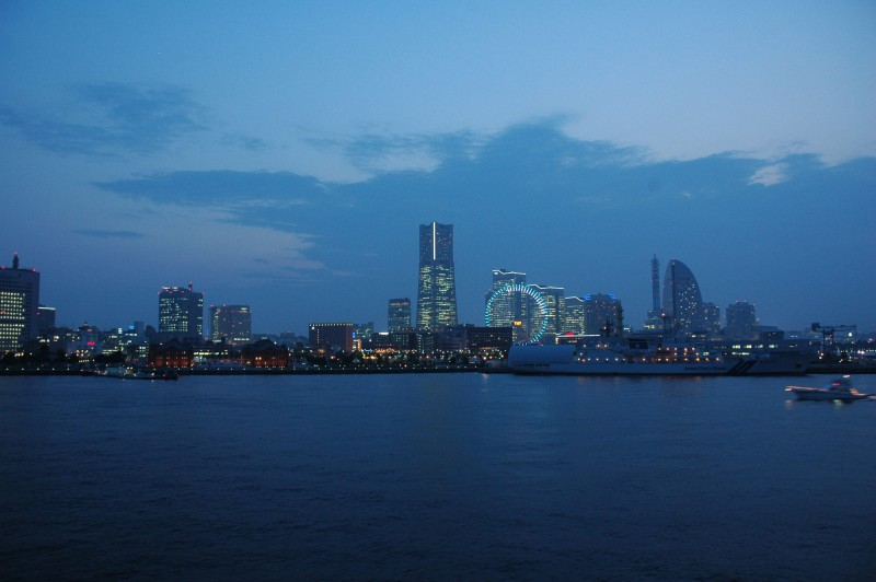Yokohama Minato Mirai Waterfront