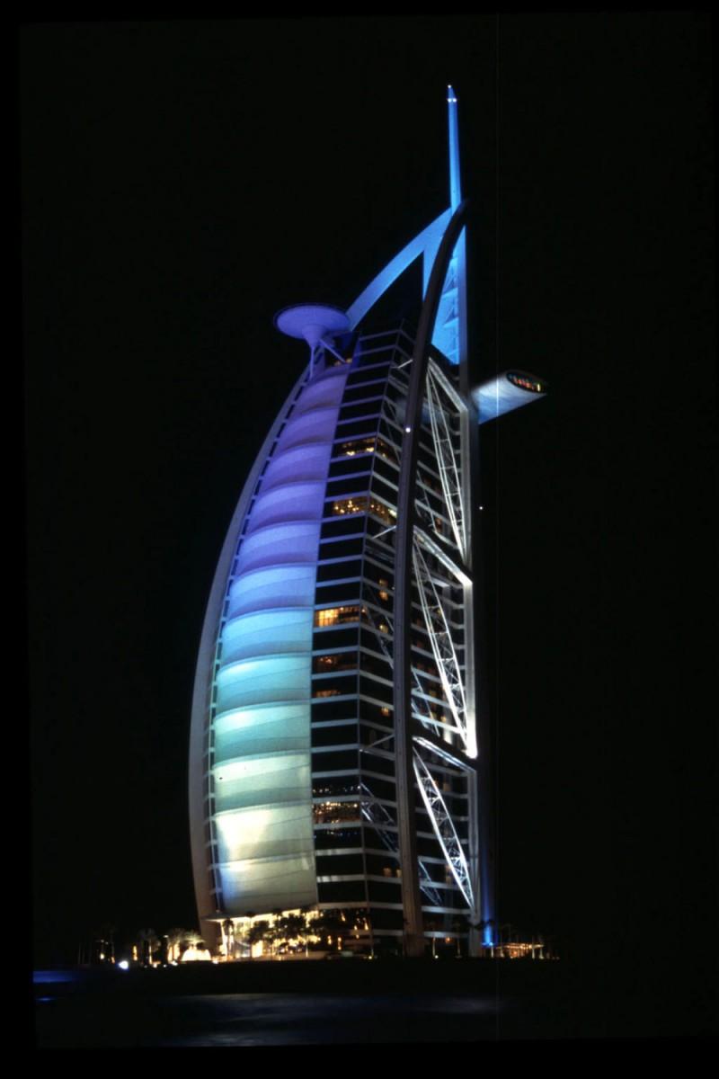 Burj al Alab Façade