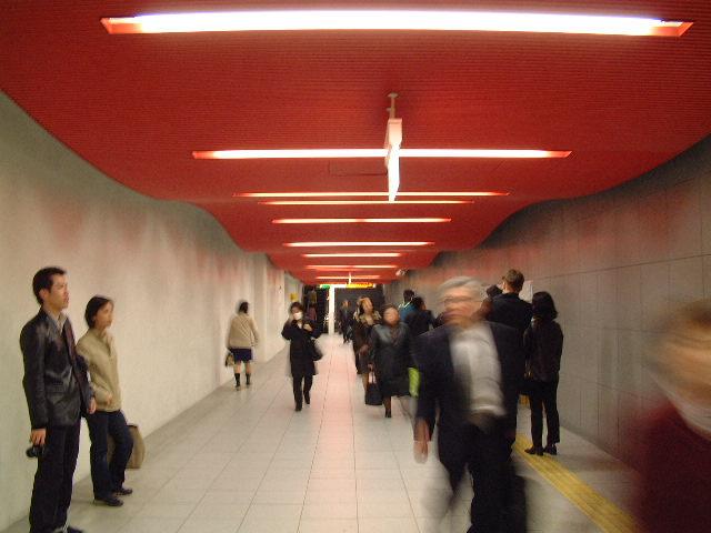 街歩き2001:都営大江戸線駅編