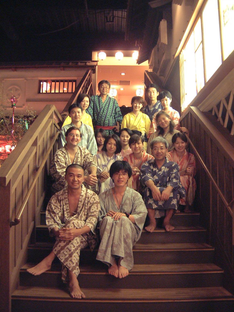 街歩き2003:大江戸温泉物語編