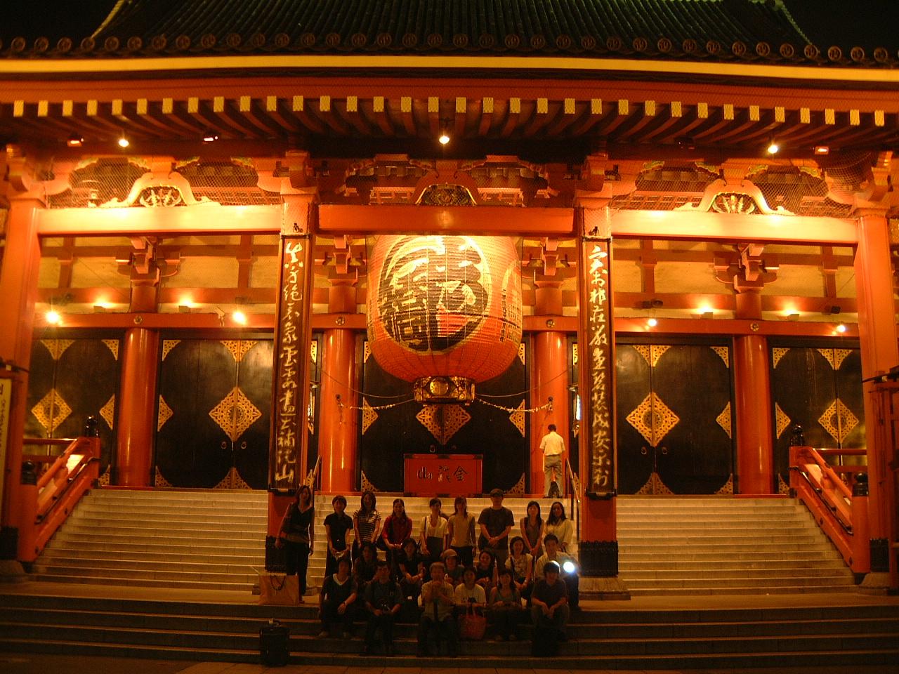 街歩き2004:隅田川ライン編