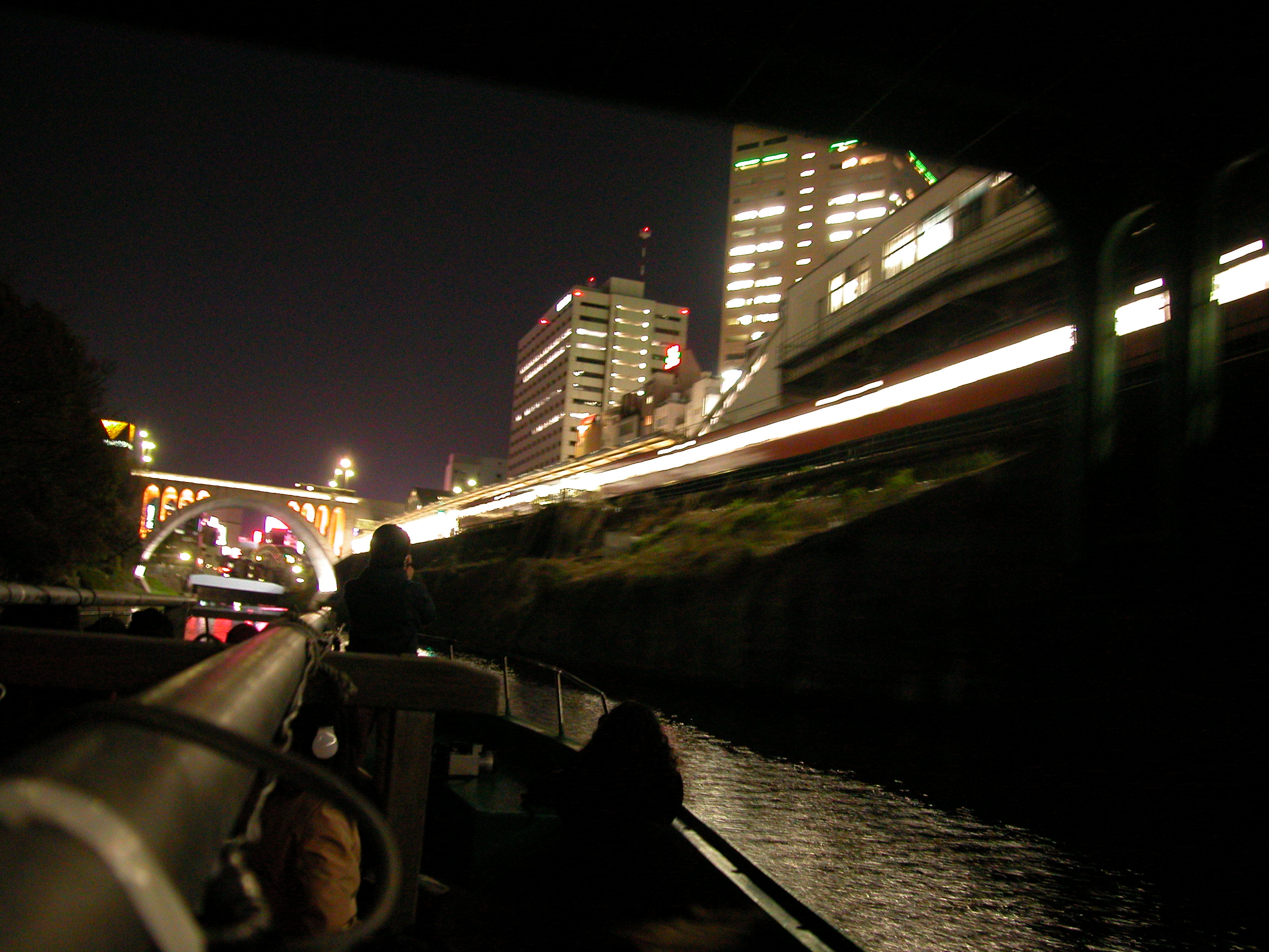 街歩き2006:探偵団日本橋川・神田川に挑む!!